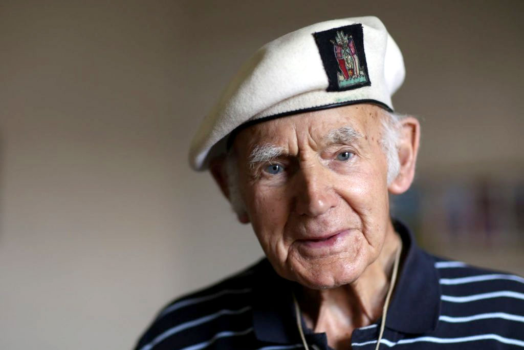 Redbox - Horbury Remembers 80 Years
