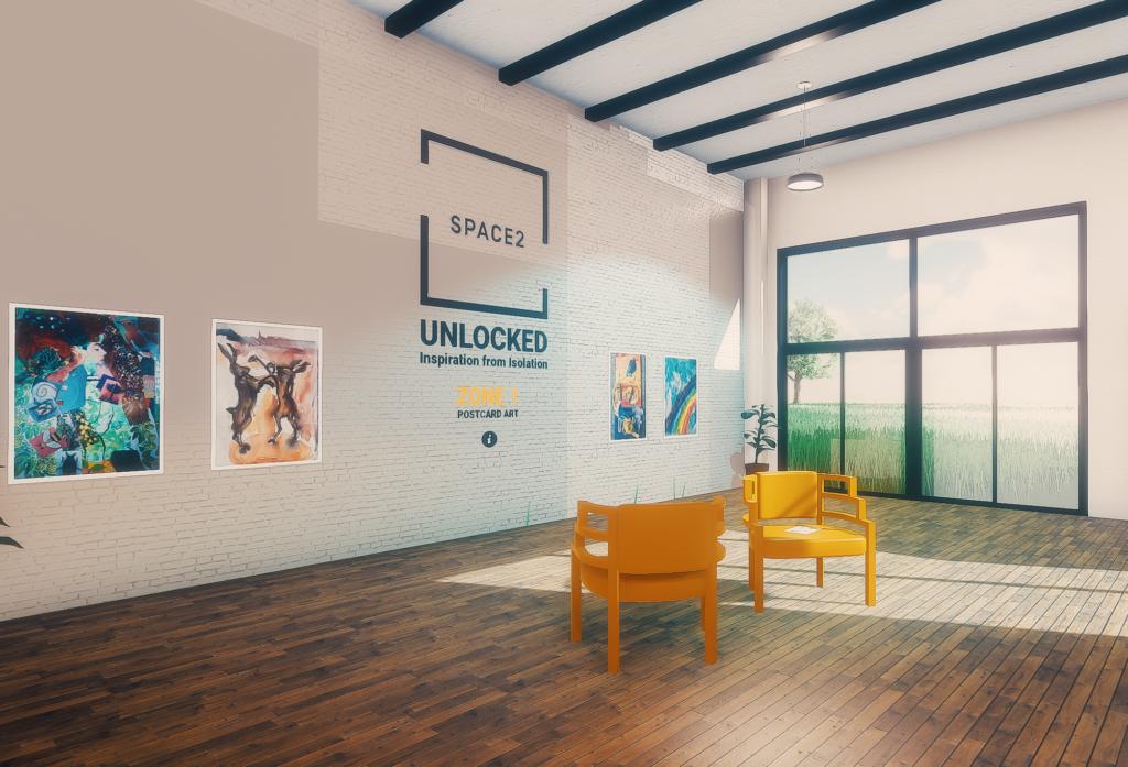 Space2 Unlocked Virtual Gallery